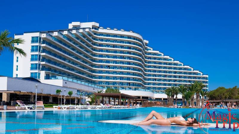 РАННО ЗАПИСВАНЕ ЗА НОВА ГОДИНА Venosa Beach Resort & Spa 5 * -  Ultra All Inclusive